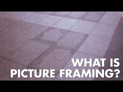 Porous Materials - Common Problems: Picture Framing