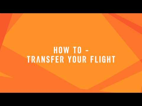 How to transfer your flight on easyJet's self-serve disruption tool