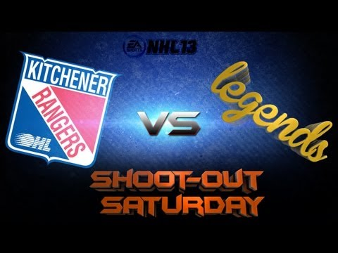 Hockey Is back ~ Shoot-out Saturdays (NHL 13)
