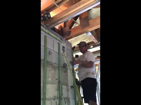 Contractor's Non-Confirming Not Per Plan Work: Washington Road, West Palm Beach, Florida, 33405