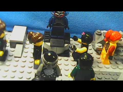 Lego Ninjago Season2 episode 1: Alive.....