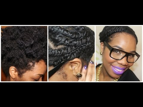 Highly requested// My Co-wash Routine For Shiny, well moisturized Natural hair.