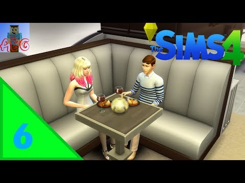 The Sims 4 Let's Play Ep. 6   Dates with Candy