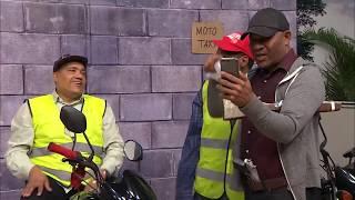 Dalisa Alegria y los motoristas el show de🤩  (Raymond y Miguel)  programa # 43