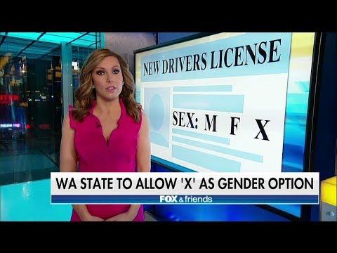 Washington State Gender Identification Change