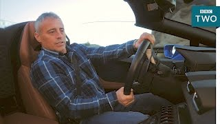 Can Matt make it down the mountain without touching the brakes? - Top Gear 2017 - BBC Two