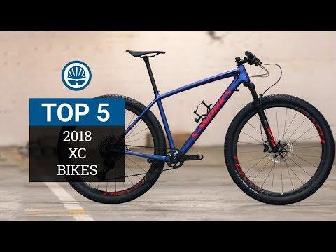 Top 5 - XC Mountain Bikes 2018
