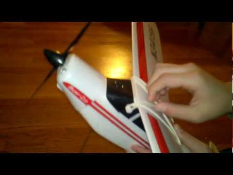 How to build Hobby Zone Mini Super Cub IN HD!