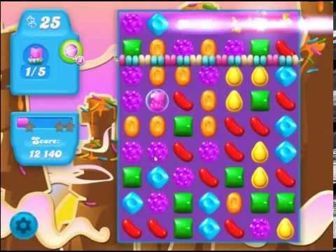 Candy Crush Soda Saga Level 65 NEW No Boosters