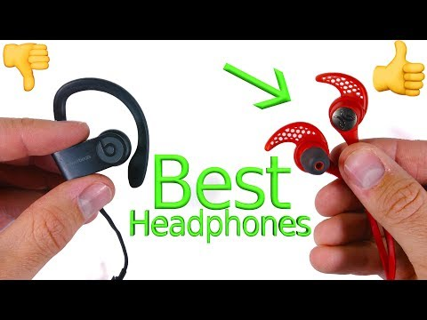 Best Workout Headphones? - Why Beats Suck
