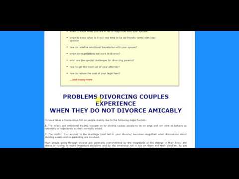 Avoid The 10 Biggest Divorce Mistakes Review -  Stop Divorce in Your Life