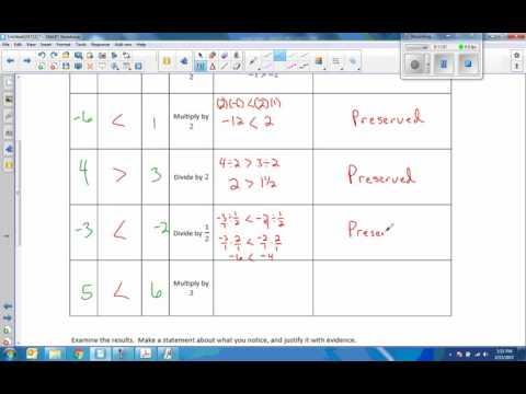 Math 7 Module 3 Lesson 12 Video