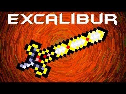 Terraria | How to Make The Excalibur