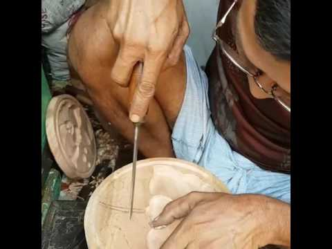 Crafting sandesh Mould #kolkata