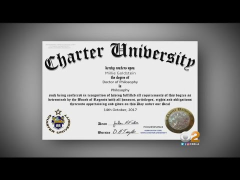 College Makes Changes After CBS2 Discovery Of Degree From Diploma Mill