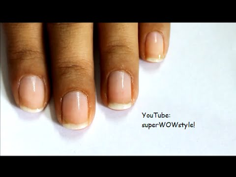 How to Buff Nails Without a Buffer? - superwowstyle
