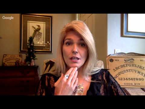 Chatty Ouija- Talking with Karen A. Dahlman-