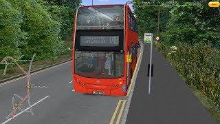 OMSI 2 | BOTW, Route 35: Paignton to Totnes Station