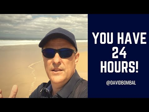 STOP Wasting Your Time, Watch This Video To Get Motivated...