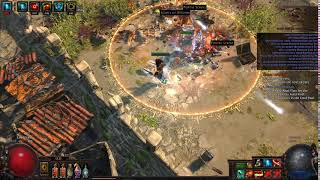[path Of Exile 3.1] Gladiator - Crit Cleave - T13 Ghetto Maps