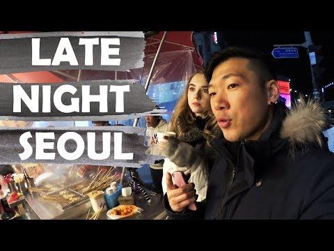 SEOUL: OPEN 24 HOURS (with HOJU SARA)