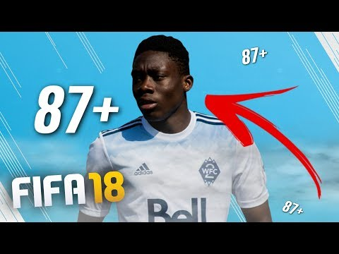 12 NEW FIFA 18 WONDERKIDS YOU MAY NOT EVEN KNOW ABOUT!!! | FIFA 18 Top Tips
