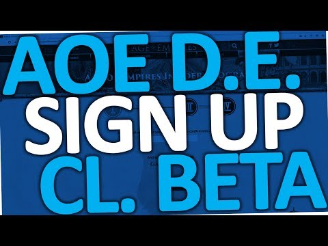 How to sign up for Age of Empires Definitive Edition Beta (Insider Program)