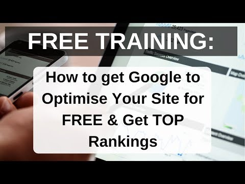 How to get your Website on Google Search Engine Results First Page for FREE - Step by Step SEO Guide
