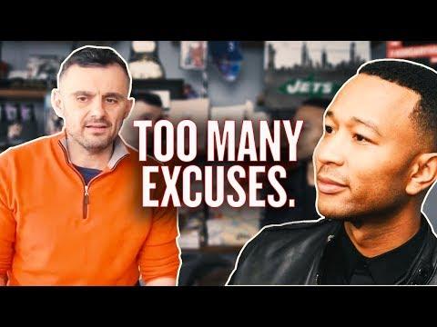 Breaking Stereotypes | #AskGaryVee with John Legend