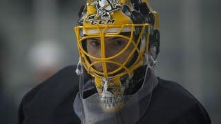 Johnston: Fleury face of Golden Knight's