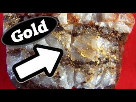 ROCKS and GOLD  !!!! Geology 101. ask Jeff Williams