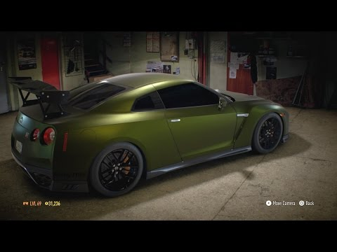 Tanner Fox's Guac zilla wrap (Need For Speed)