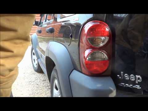 Replacing My Tail-light Assembly - 2007 Jeep Liberty