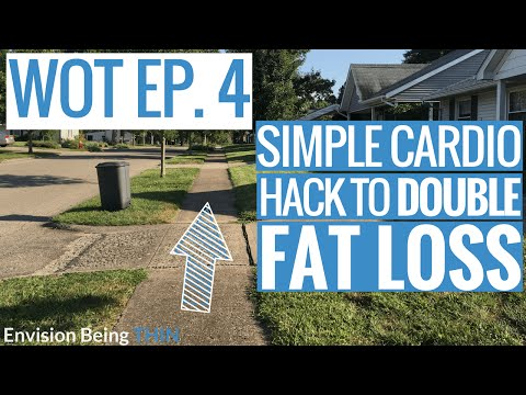 Walking Hack to Burn More Calories (WOT Ep. 4)