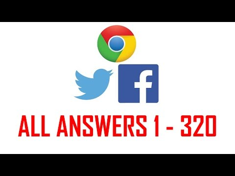 App Logo Quiz All Level Answers 1 - 320 ( AppGame Studio )