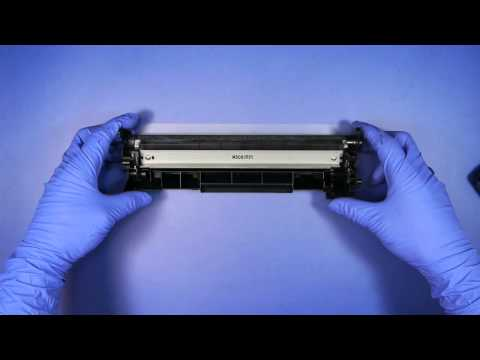 HOW TO REFILL HP CE278A 78A LaserJet Pro M1536dnf Pro P1566 P1606dn