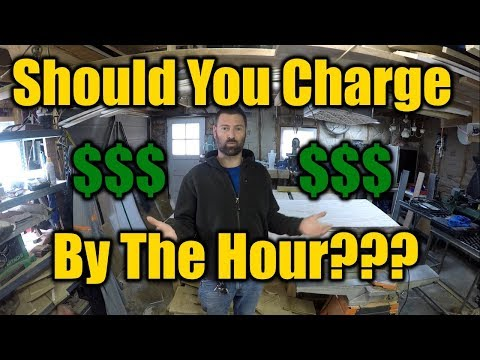Handyman Work And Charging By The Hour | Don't Do It | THE HANDYMAN |