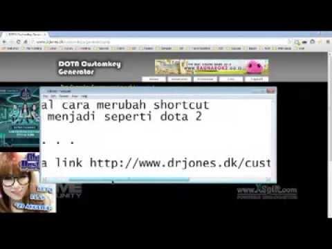 Tutorial Edit Shortcut Warcraft