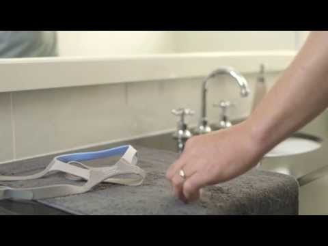 Quattro Air CPAP Mask Cleaning Instructions