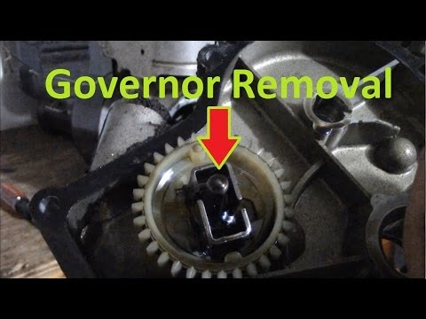 How to Remove the Governor on a Go Kart Engine (BRONDA Part 1)