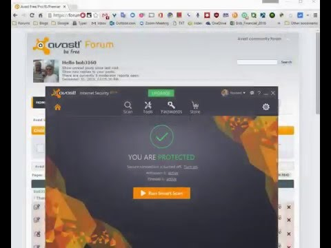Adding Avast Password Manager to the Chrome Browser