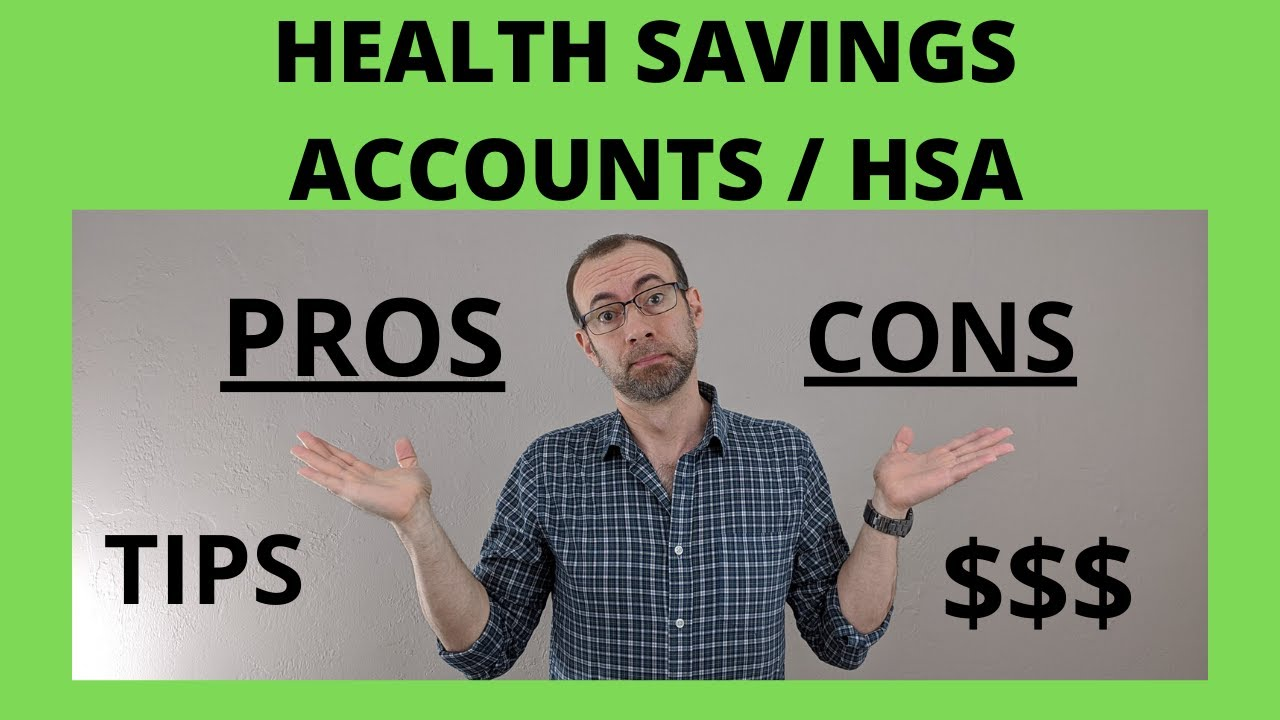 Should You Get a Health Savings Account/HSA?