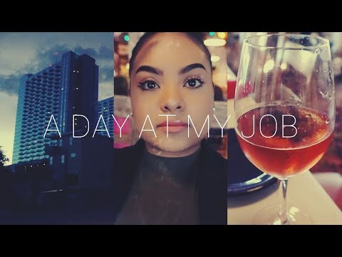 A DAY AT MY JOB AT THE LAW FIRM | VLOG