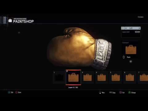 HOW TO MAKE GOLD AND SILVER PRIZEFIGHTERS IN BO3!!!