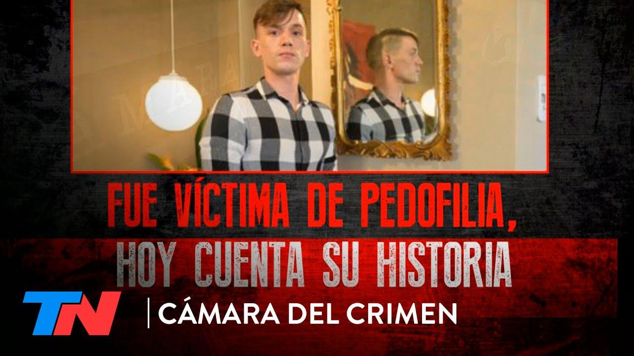 Fue víctima de pedoflia, hoy cuenta su historia | CÁMARA DEL CRIMEN