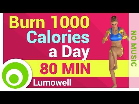 Burn 1000 Calories a Day