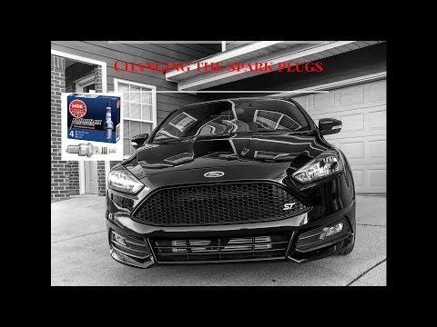 How To Change Spark Plugs (Focus ST, SE)