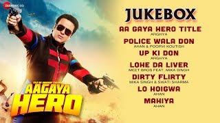 Aa Gaya Hero - Full Movie Audio Jukebox | Govinda, Poonam Pandey, Juhui Kha & Seema Shing