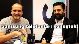 Download Samsung Türkiye ile telefonları konuştuk! Video