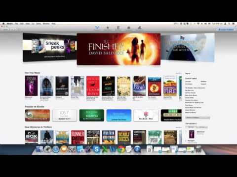 How to download Darussalam books from iBooks store?